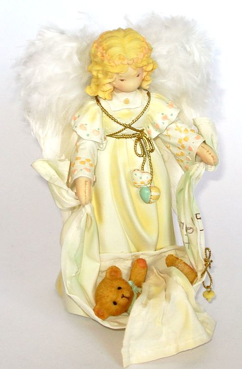 Cherished Teddies THREADS OF HEAVEN -