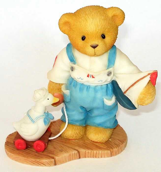 Cherished Teddies ALEX -