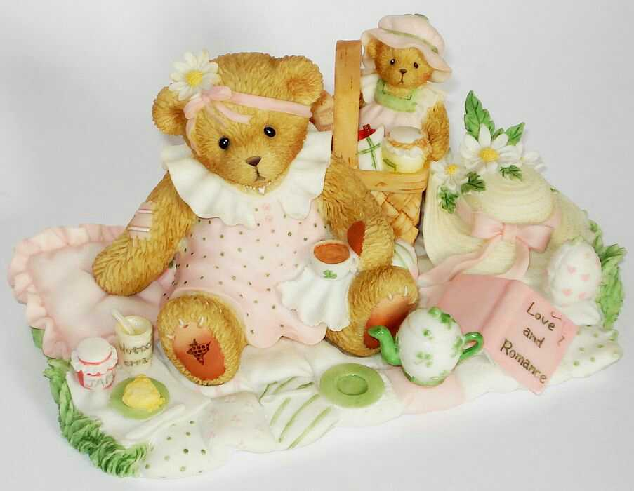 Cherished Teddies ALEXANDRA -