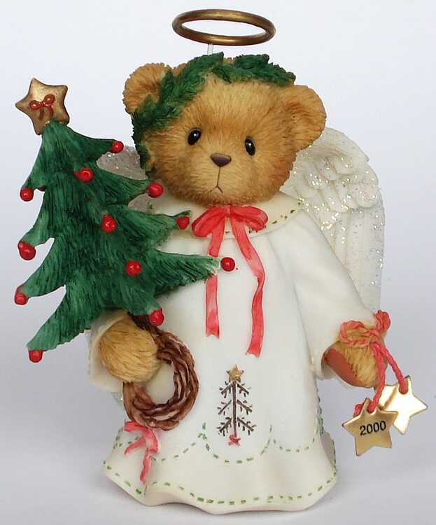 Cherished Teddies ARIEL -