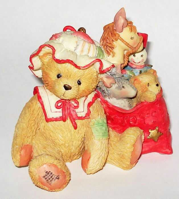Cherished Teddies CAROLYN -