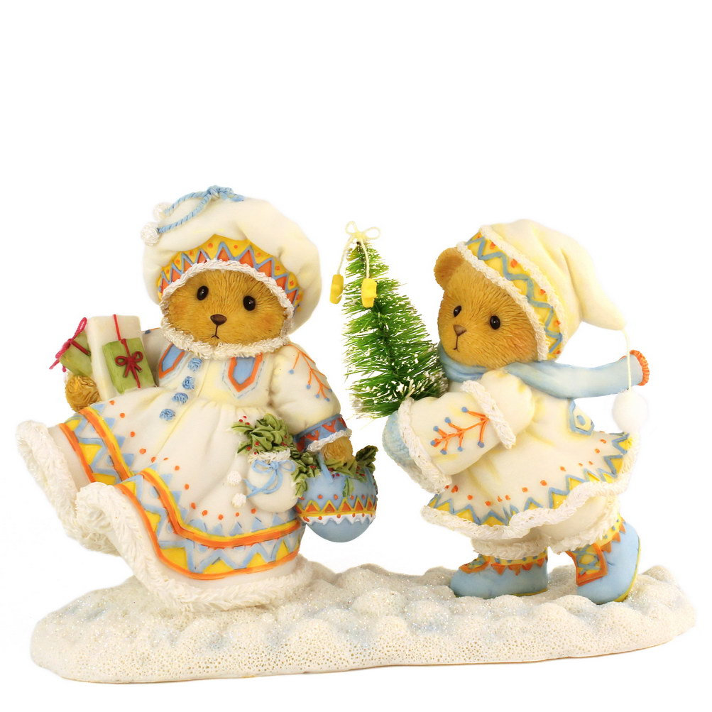 Cherished Teddies ANNA MARIE And CARL -