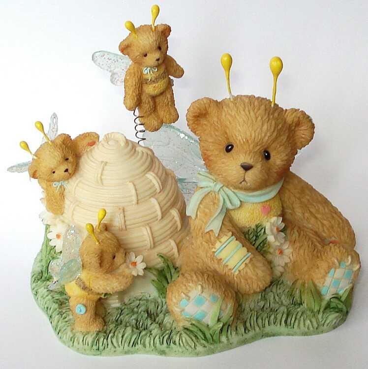 Cherished Teddies BELINDA -