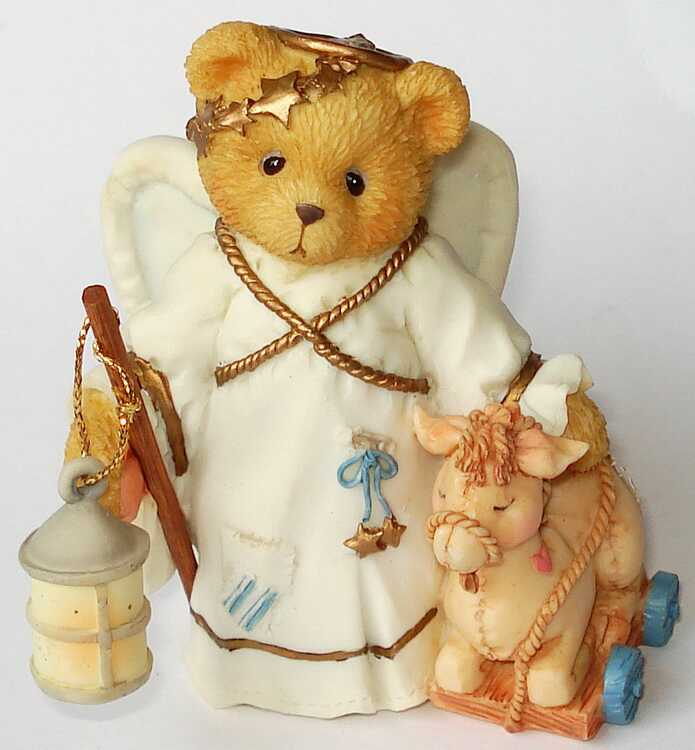 Cherished Teddies CELESTE  -  Nativity -