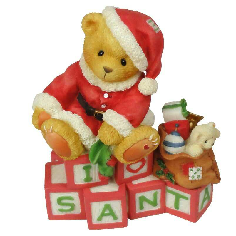 Cherished Teddies CLARENCE -