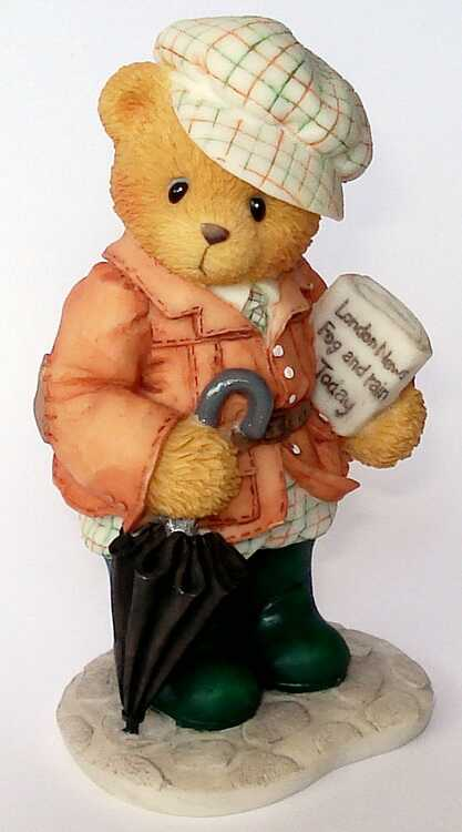 Cherished Teddies ENGLAND -