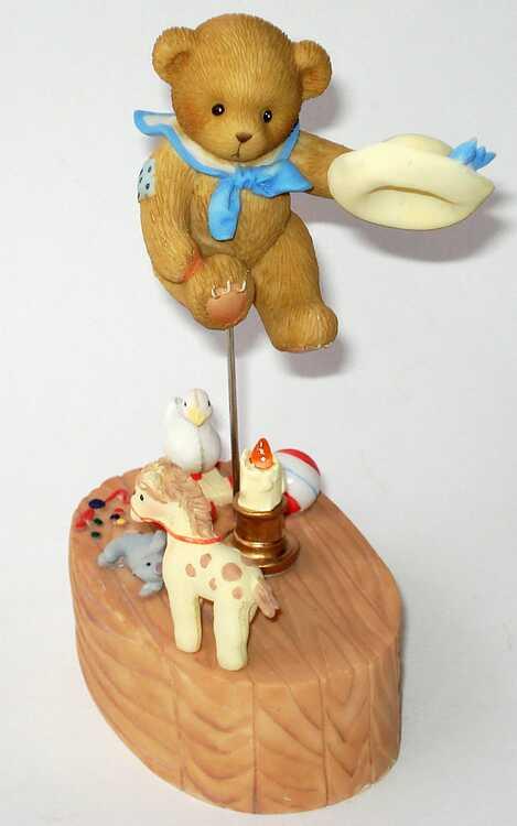 Cherished Teddies FINLAY -