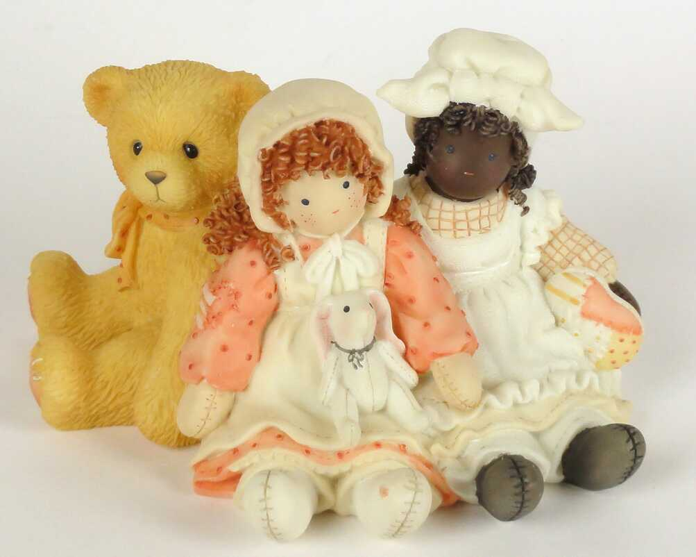 Cherished Teddies Find Yurself Surrounded By Love -