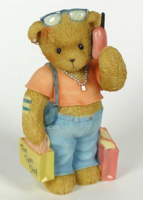 Cherished Teddies HAILEY -