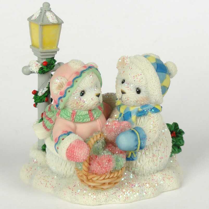 Cherished Teddies Hamilton Snowfall of Friendship 1th -