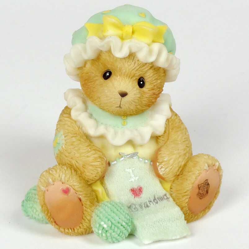 Cherished Teddies I Love Grandma  -  PROTOTYPE - (Grandma_prototyp)
