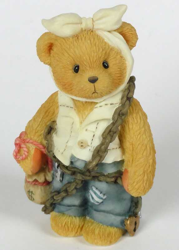 Cherished Teddies JACOB BEARLY -