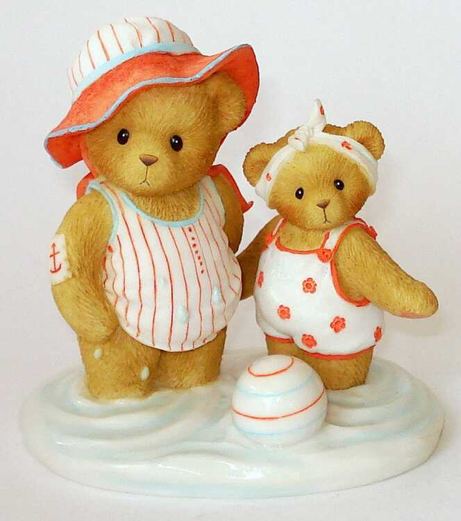 Cherished Teddies JEAN and CHRISTI -