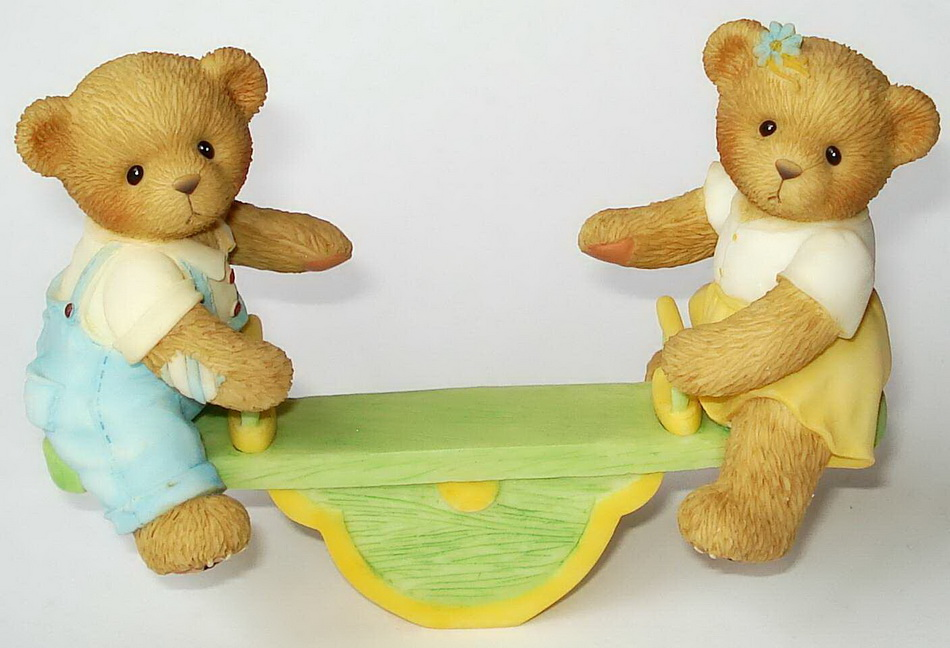 Cherished Teddies JIMMIE and JOANNE -