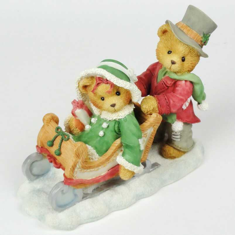 Cherished Teddies LINDSEY and LYNDON -