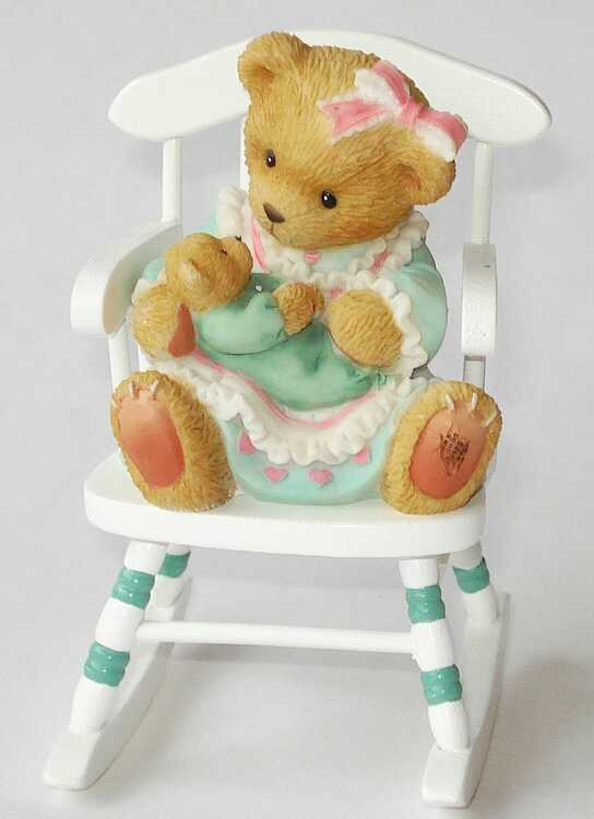Cherished Teddies LORI and SAMANTHA-Hamilton Exclusive -