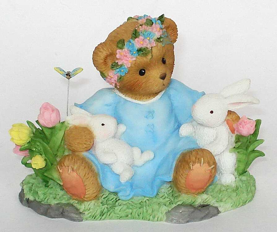 Cherished Teddies LYNETTE -