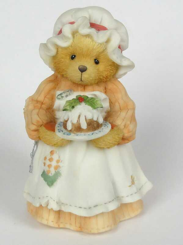 Cherished Teddies Mrs. CRATCHIT -
