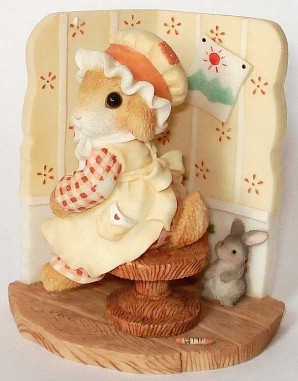 Cherished Teddies MY BLUSHING BUNNIES -