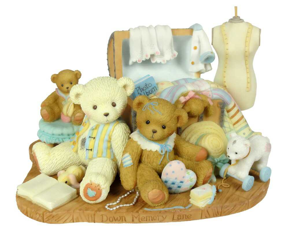 Cherished Teddies RACHEL - Down Memory Lane -