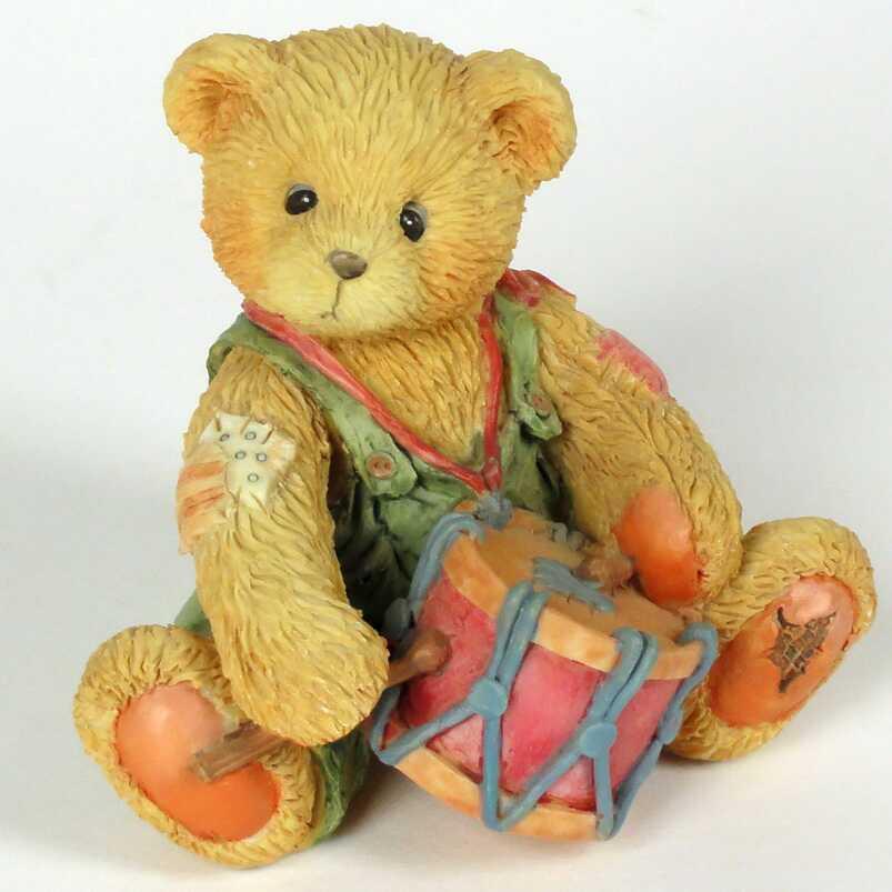 Cherished Teddies RONNIE -