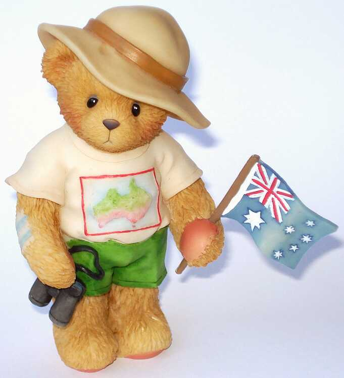 Cherished Teddies SIDNEY -