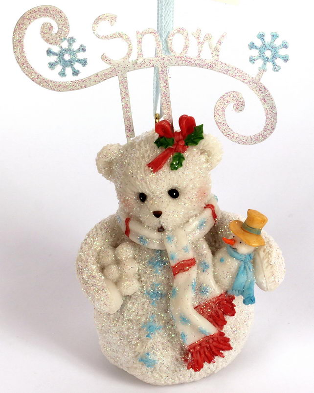 Cherished Teddies Snowbear