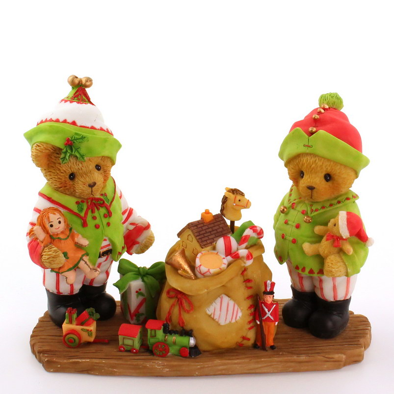 Cherished Teddies STUART and ALAN -