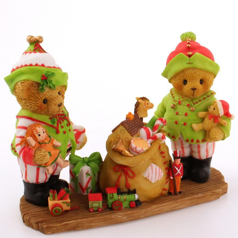 Toys And Joys : Heidi´s cherished teddies galerie stuart and alan toys