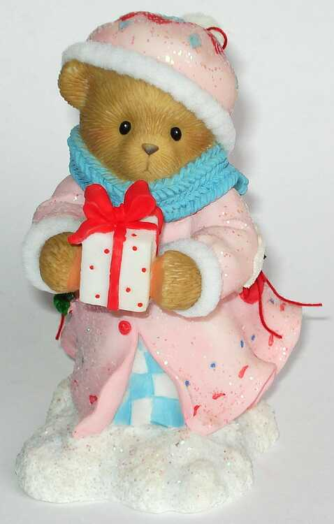 Cherished Teddies TERESA - H. Samuel Exclusive -