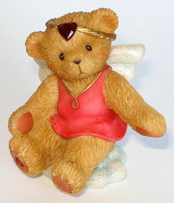 Cherished Teddies ANGEL ON CLOUD January - (824410)