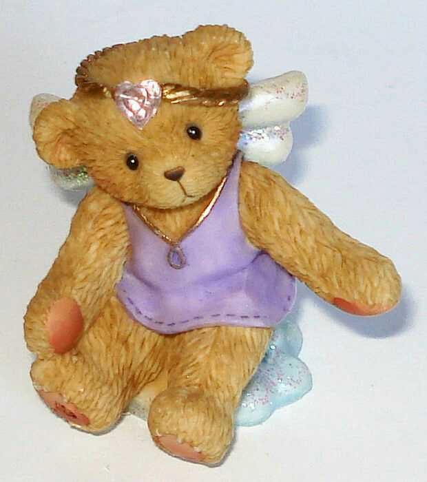 Cherished Teddies ANGEL ON CLOUD June -