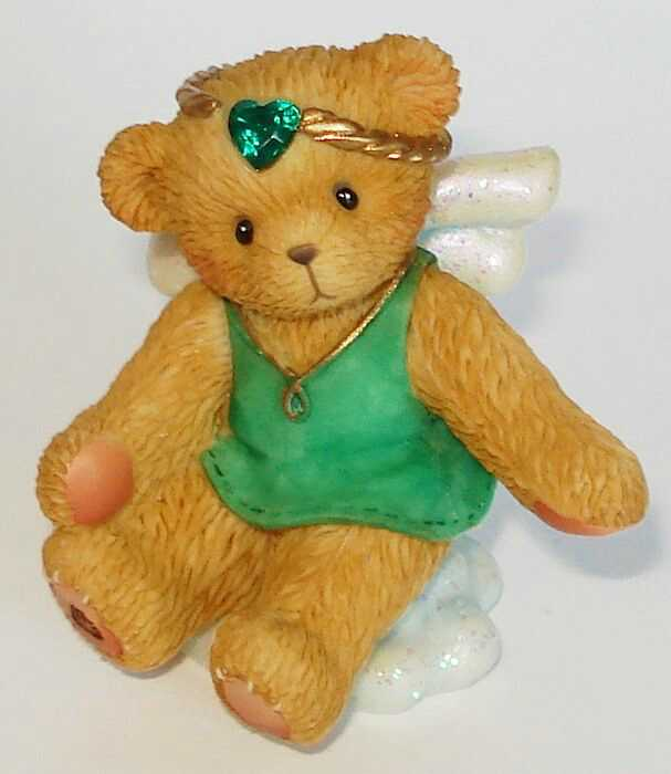 Cherished Teddies ANGEL ON CLOUD May -