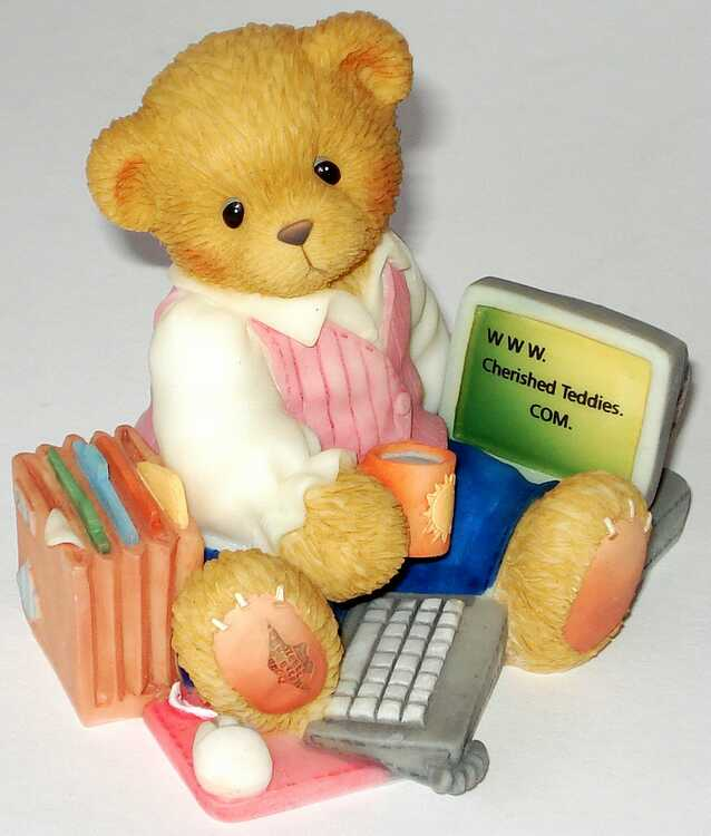 Cherished Teddies COREY -