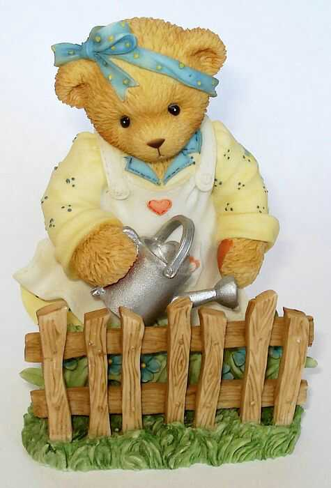 Cherished Teddies DOLORES         - 2002 Club Exclusive -