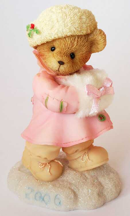 Cherished Teddies EDIE -