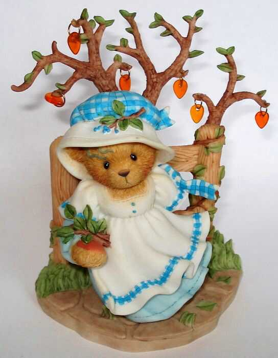 Cherished Teddies EDNA - SPECIAL LIMITED EDITION -