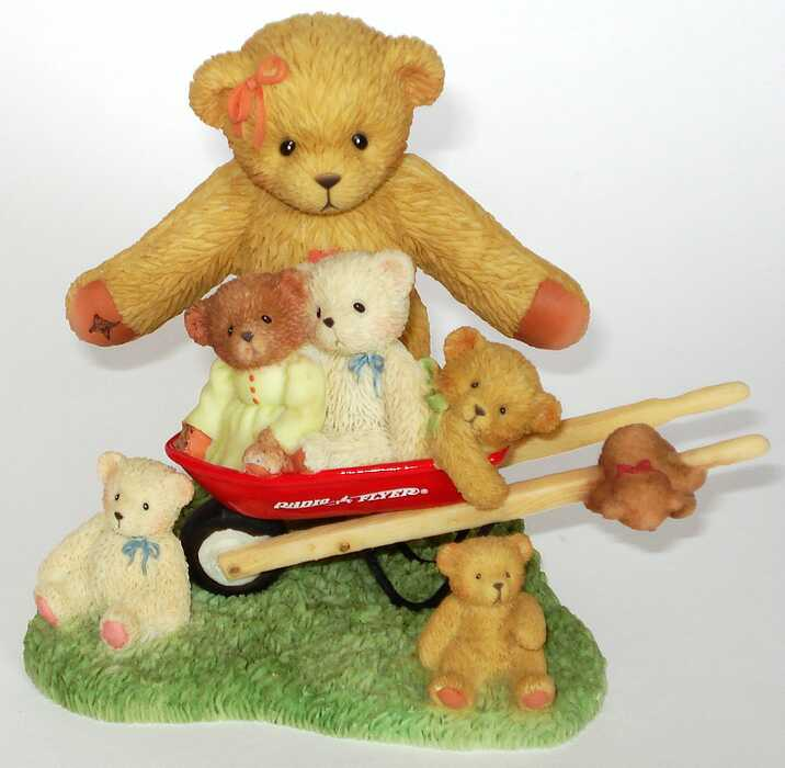 Cherished Teddies ELLIE -