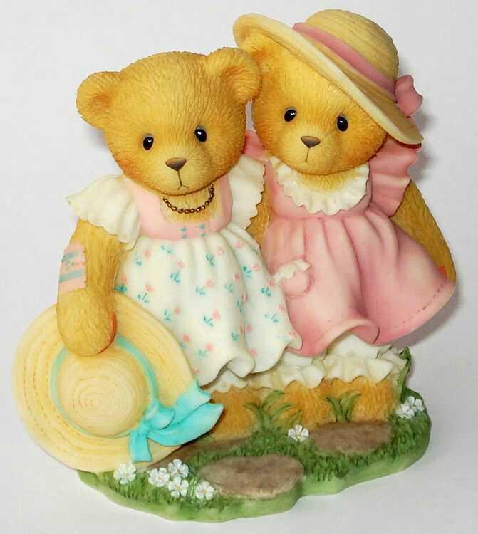 Cherished Teddies FAY and ARLENE -