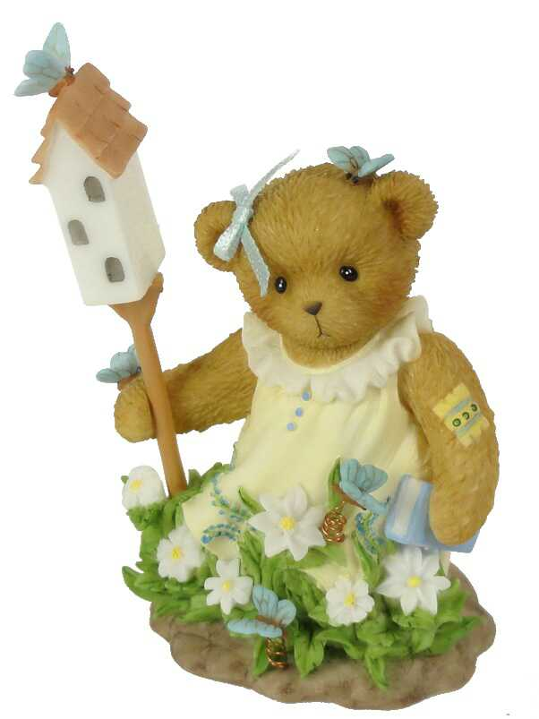 Cherished Teddies GERALDINE mit PIN -