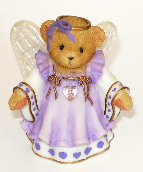 Cherished Teddies GRACIOUS GUARDIANS JUNE -