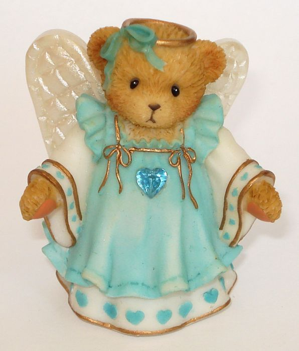 Cherished Teddies GRACIOUS GUARDIANS MARCH -