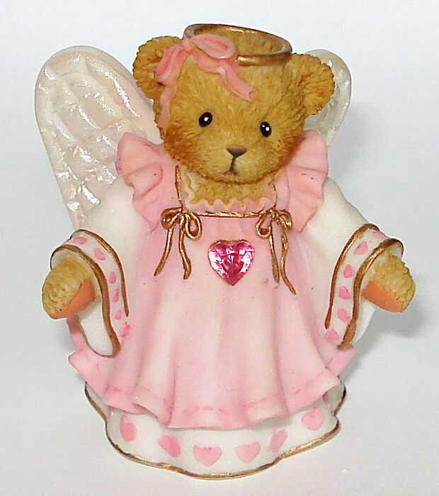 Cherished Teddies GRACIOUS GUARDIANS OCTOBER - (114489)