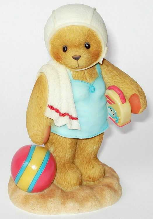 Cherished Teddies JANICE - USA/Kanada Exclusive -