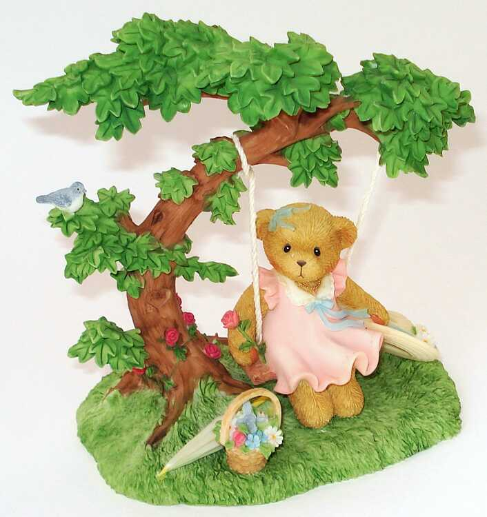 Cherished Teddies JULIA -