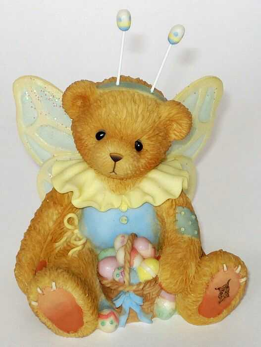Cherished Teddies LEANNE - Abbey Press -