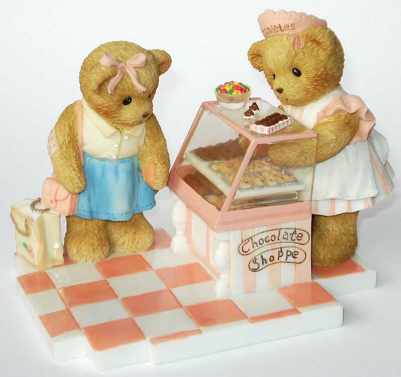 Cherished Teddies LINDSAY and DANIELLE -