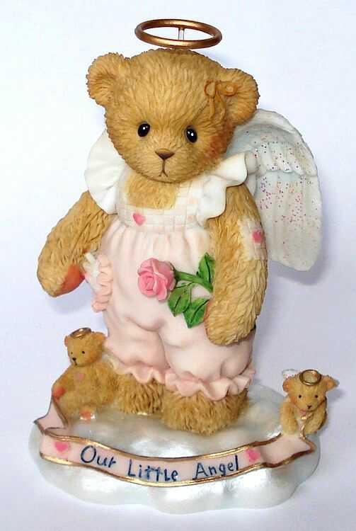 Cherished Teddies MACKENSIE ROSE -