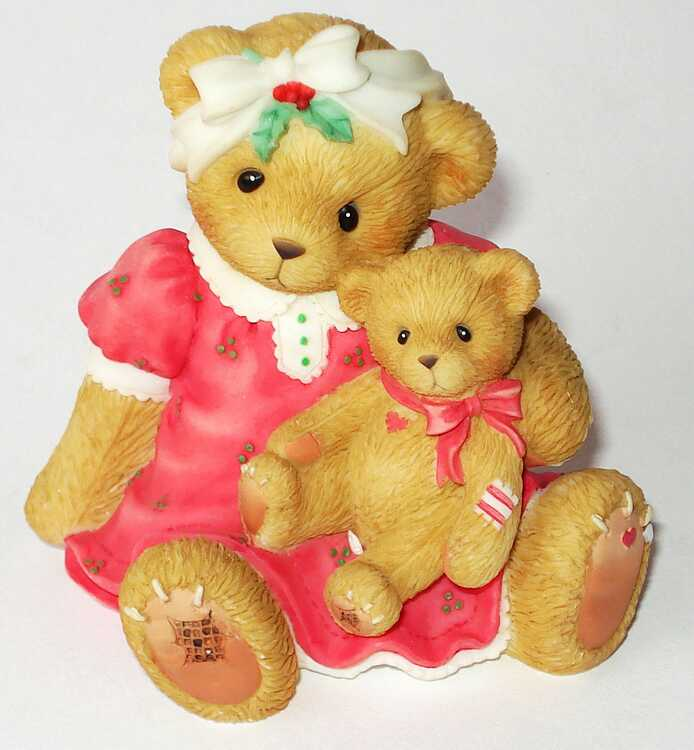 Cherished Teddies MARJEAN - Abbey Press -