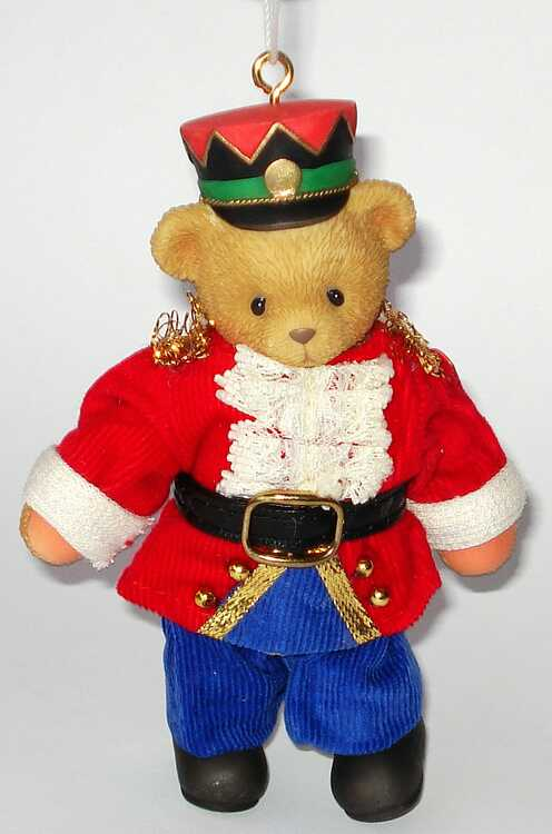 Cherished Teddies NUTCRACKER MARIONETTE -